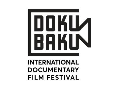 Docu Baku - International Documentary Film Festival logo logotype typography award azerbaijan documentary festival film docu baku