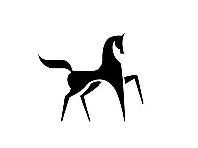 Azerbaijan Tourism Awards logo tourism award karabakh horse illustration minimal baku symbol azerbaijan logo logotype