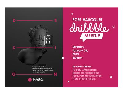PortHarcourt Dribble Meetup