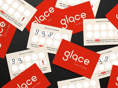 Glace Loyalty Card