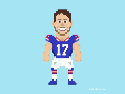 8-Bit Athletes: Josh Allen
