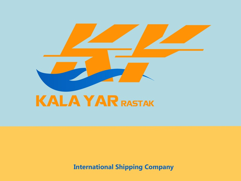 Logo_ shipping company by Nafise Kiyani on Dribbble