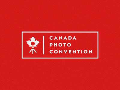 Canada Photo Convention Logo vector convent convention photo canada icon mark photography photographers identity brand logo