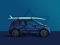 Wavepool Brand Identity