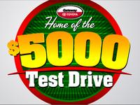 5K Test Drive