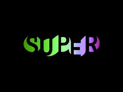 Super super logo