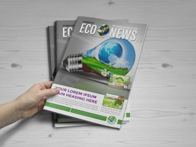 Eco Newsletter Template