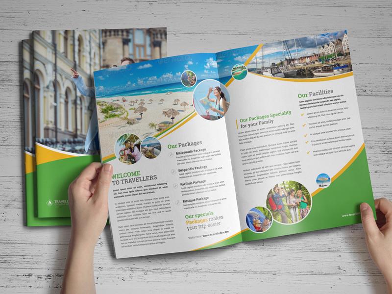 Holiday Travel Brochure Catalog by Papiya Sultana Jany on