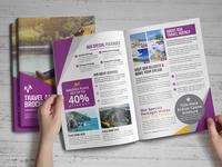 Holiday Travel Brochure Catalog