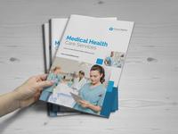 Medical HealthCare Brochure