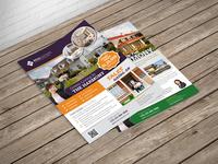 Real Estate Flyer Design Template