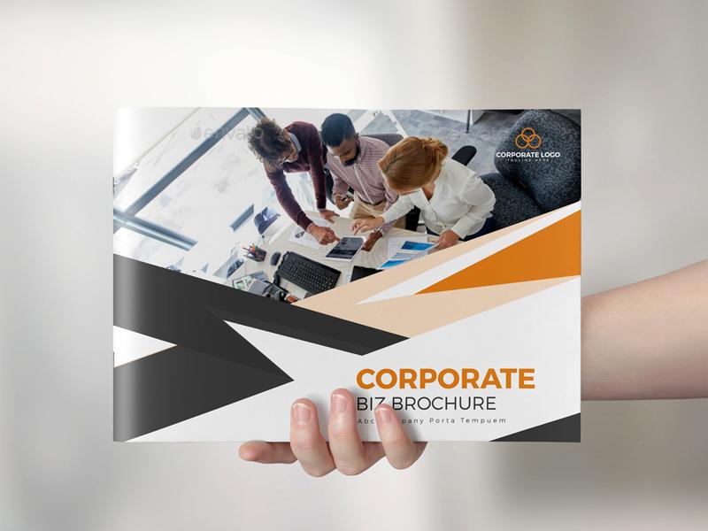 corporate multipurpose brochure design by papiya sultana jany