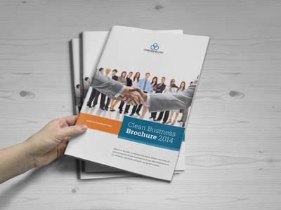 Corporate Multipurpose Brochure Template