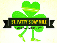 St. Patty's Day Mile Flyer