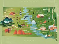 South Dakota Tourism Annual Report Cover 2017