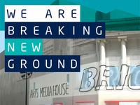 BRIC House Groundbreaking Invitation
