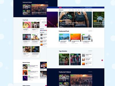 Newpress - Blog Magazine newspaper news modern minimal magazine lifestyle fashion blogging blogger blog clean design portfolio creative corporate business multipurpose business business creative business corporate web design