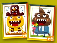 Jija & Kaki Special Cards
