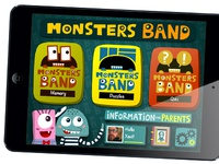 Monsters Band -Board Games- for iPad & iPhone