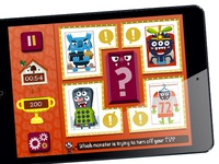 Quiz game from Monsters Band
