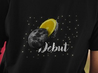 Debut t shirt design
