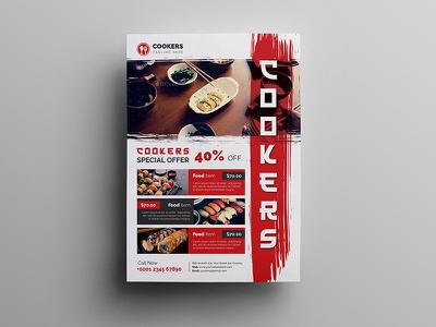 Food Flyer menu design menu japanese food flyer template fast food flyer fast food drink dinner design creative chocolate chinese cake cafe flyer cafe business burger flyer bakery flyer advertising