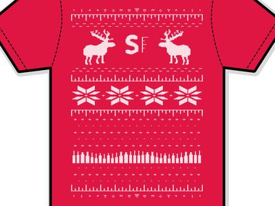 SpareFoot Sweater Tee