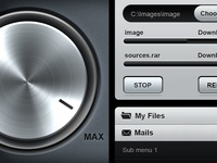 Dx Style User Interface