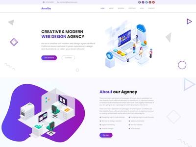 Digital agency illustration