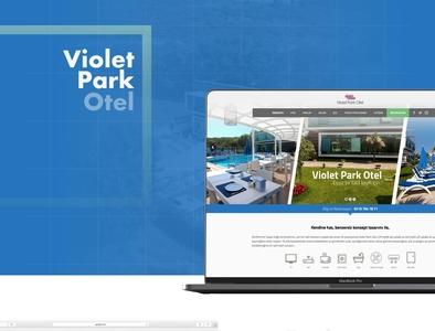 Violet Park Hotel – Responsive Website