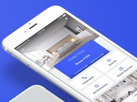Conichi hotel app concept