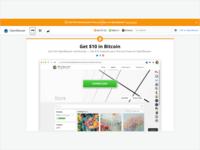 OpenBazaar — $10 Bitcoin Promotion