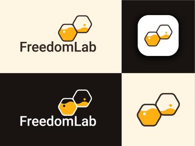 Freedom Lab Logo + App Icon