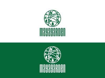 Maya Garden Logo
