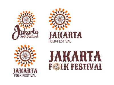 """Jakarta Folk Festival """" Design 2 """""""