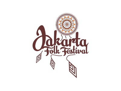 """Jakarta Folk Festival """" Design 5 """""""