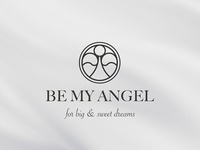 Logo. Be My Angel