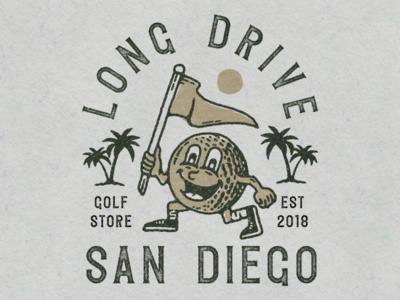 Long Drive Golf