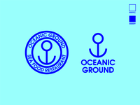 Oceanic ground branding
