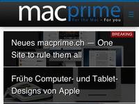 macprime Mobile Startsite