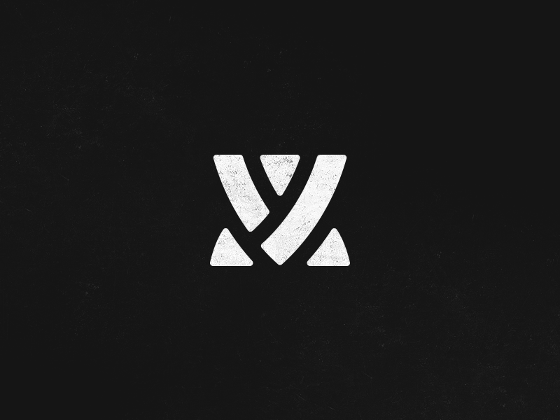 V-Z Mark [WIP] logo logo design logo mark brand branding identity shape minimal monogram design mark