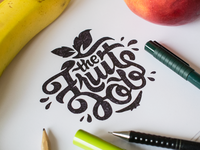 The Fruit Job Logo - V3