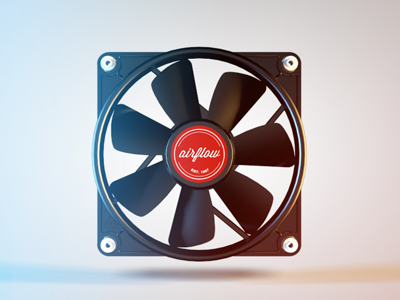 Computer fan icon fan cooling cooler pc computer