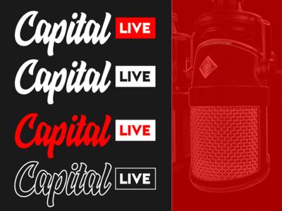 Capital Live Logo