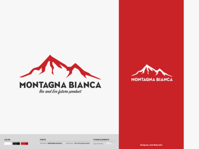 MontagnaBianca LOGO