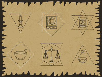 Alchemical Inventory