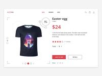 T-shirt | e-commerce