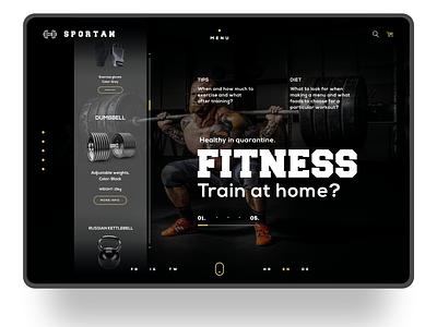 Sportan ecommerce store online store shopify shop webshop web design webdesign website