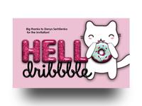 Hello Dribble:)