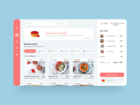 Food Delivery service application
